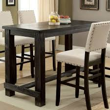 Buy Bar & Pub Tables Online At Overstock   Our Best Dining Room ... Kitchen Pub Tables And Chairs Fniture Room Design Small Kitchenette Table High Sets Bar With Stools Round Bistro Bistro Table Sets Cramco Inc Trading Company Nadia Cm Bardstown Set With Bench Michaels Contemporary House Architecture Coaster Lathrop 3 Piece Miskelly Ding Indoor Baxton Studio Reynolds 3piece Dark Brown 288623985hd 10181 Three Adjustable Height And Stool Home Styles Arts Crafts Counter