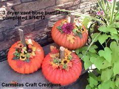 Make Dryer Vent Pumpkins by Don U0027t Mess With My Tutus Dryer Vent Pumpkins Halloween