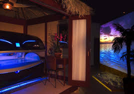 Sunboard Tanning Bed by The Palms Tanning Resort Is The Official Tanning Salon Of The