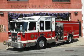 Mound Tx Official Website Department Flower Fire Truck Aerial
