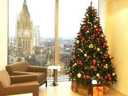 8 Ft Bushy Artificial Christmas Tree See Prices Example 7