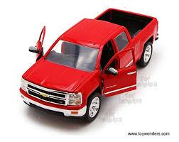 100 2014 Trucks Amazoncom Jada Toys Chevy Silverado Pickup 124 Scale