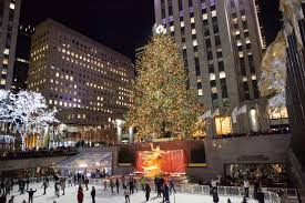 Rockefeller Plaza Christmas Tree Cam by Winter In New York City The Official Guide To New York City