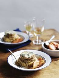 Perfect Match Roquefort Souffle With Sauternes