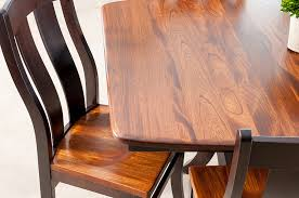 Incredible Dining Room Sets Lafayette In Gibson Furniture Amish Made Tables And Chairs Ideas