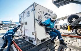 Kansai Airport Sinking 2011 by Lufthansa Cargo Cargo Diaries Details
