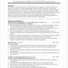 Sample Resume For Executive Assistant To Ceo Best Of Admin Legalsocialmobilitypartnership
