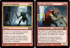 goblins of the forge modern mtg deck