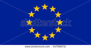European Union Flag Official Colors And Proportion Correctly Of With Correct