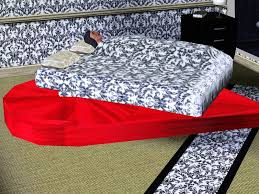 MandySA3 s Heart Shaped bed for lovers