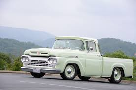 Subtle And Clean 1960 Ford F-100 - Hot Rod Network Classic 1960 Ford F100 Pickup For Sale 2030 Dyler Truck Youtube I Need Help Identefing This Ford Bread Truck Big Window Parts 133083 1959 4x4 F1001951 Mark Traffic Hot Rod Network My Garage 4x4 Trucks Pinterest Trucks 571960 Power Steering Kit Installation Panel Pictures