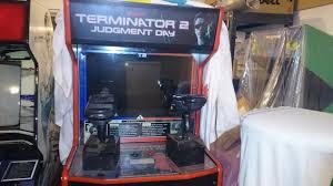 Mortal Kombat Arcade Cabinet Restoration by Terminator 2 Arcade Restore U2013 Internal Clean U0026 Tidy Part 1