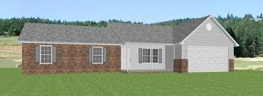 Fresh Single Level Ranch House Plans by Ranch House Plans Single Level One Story Building Plans