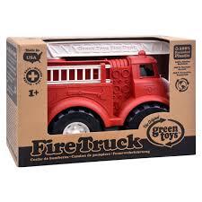 100 Fire Trucks Toys Green Truck
