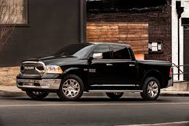 The New Ram Laramie Limited Is Luxury From The Wheels On Up