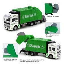 Buy Louis Will Garbage Truck Toy, Friction Powered 1:48 Pull-back ... Green Kids Garbage Waste Rubbish Truck Toy Recycle Vehicle Trash Can Light Sound Friction Young Minds Toys The Top 15 Coolest For Sale In 2017 And Which Is Amazoncom Wvol Powered With Lights Cheap Pack Find Deals On Line At Kawo Original Children Sanitation Trucks Car Model Other Radio Control Bruder Scania Rseries Orange Garbage Truck Toy 143 Scale Metal Diecast Recycling Clean 11 Cool For Colored Bins And Stock Photo Image Of Pump Action Air Series Brands Products