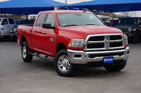 100 Stephenville Truck And Trailer Used 2014 Ram 2500 SLT For Sale In TX 3C6UR5DL2EG196025