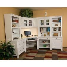 outstanding corner computer desk with hutch collection navassist me