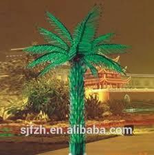 prix des palmiers exterieur style extérieur led palmier lumière avec le meilleur prix vert led
