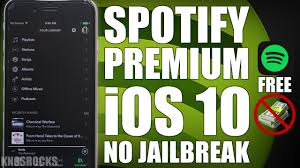 How To Get Spotify Premium iOS 10 0 1 9 FREE No Jailbreak No Ads