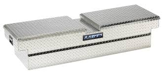 Lund - 111051 - 70-Inch Cross Bed Truck Tool Box, Gull Wing, ECL ...