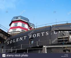 100 Spitbank Fort Solent Hotel Stock Photo 220531668 Alamy