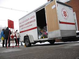 Community Stepping Up To Aid Salvation Army After Fire | News ...