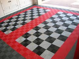 inspirations garage floor tile designs garage flooring