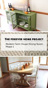 The Forever Home Project Dining Room Update