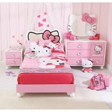 Badcock Bunk Beds by Hello Kitty Bed Set Vnproweb Decoration
