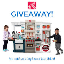 Step2 Grand Luxe Kitchen Toys by Plastic Play Kitchen Step 2 Interior Design