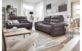 2 5 sitzer sofa in braun grau natura manchester 538700101 2
