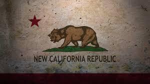 Flag Of California HD Wallpaper