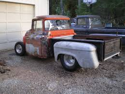 100 Rat Rod Truck Parts 1955 Builder Classic Talk