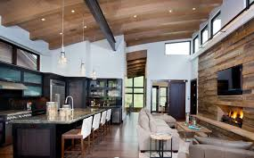 Blend Rustic And Modern Touches