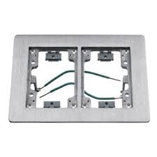 Hubbell Floor Box Covers And Accessories by Electrical Box Covers And Accessories Page 7 Graybar Store