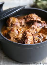 comment cuisiner des joues de porc joues de porc confites au cidre et au miel