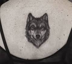 Small Wolf Knuckle Tattoos For Men And Women Looking Cool This Is One Of The Best