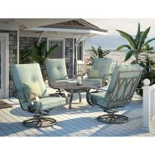 Homecrest Emory Cushion High Back Swivel Rocker Outdoor Chat Set ... Collapsible Recling Chair Zero Gravity Outdoor Lounge Tobago 5 Pc High Back Swivel Rocker Set 426080set Chairs Collection Premium Fniture In Madison Hauser S Patio 2275 Sr Monterra Deck Wicker Arm Tommy Bahama Marimba With Lane Venture Outdoorpatio Glider 50086 Oasis Classic Amazoncom Outsunny Rattan Rocking Recliner Sutton Low Hom Ow Lee Avalon Curved Arms Breckenridge Red 6 Rockers Sofa