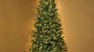 Pre Lit Christmas Trees Costco Charming In 7 Foot Corner Tree The Green Head 12 Ft