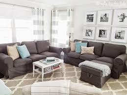 Klippan Sofa Cover Grey by Furniture Lovely Loveseats Ikea Design For Minimalist Living Room
