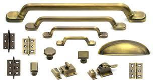Richelieu Cabinet Door Pulls by Brushed Brass Modern Cabinet Pulls Richelieu America Brushed