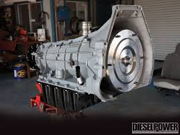 100 Ford Truck Transmissions The Makings Of A Bulletproof 4R100 Transmission Diesel Power