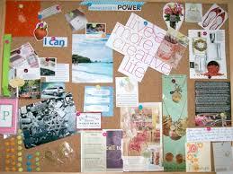 Polly Hendricksons Inspiring Vision Board