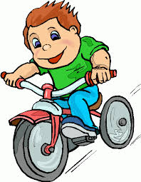 457x588 Kids Riding Bikes Clipart Free Images 2