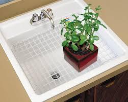 Mustee Mop Sink 24 X 36 by Mustee Vector Rack For Model 25 Vector Sink At Menards