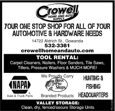 Your One Stop Shop For All Of Your Automotive And Hardware Needs ... One Stop Truck Shop Youtube Salt Of The Earth Autos Auto Dealership In San Antonio Stock Your With Totaline Universal Hvacr Parts Led Lights Meca Chrome Accsories Davie Fl The Print King Van Manufacturers Provide Onestshop For Cversions Fleet Europe Irish Trucker Magazine December 2014january 2015 By Lynn Group Hss New Forklift Tyre Service Promises One Stop Shop J Transportation Onestshop Your Needs Good To Go Wheels Tires All Wheel And Towing Montgomery Sales Inc City Mo