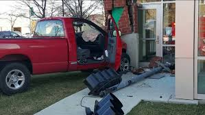 100 Truck Town Crash Causes Extensive Damage To Cicero Hall