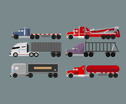 18 Wheeler Truck Vector Vector Art & Graphics | Freevector.com