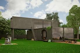 104 Steel Container Home Plans The Shipping House Bob Vila